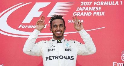 F1, Hamilton campione se...