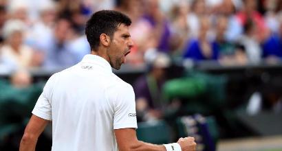 Novak Djokovic (LaPresse)