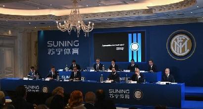 L'Inter è tornata, parola di Zhang junior