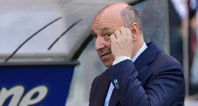"""Juve, Marotta: """"Il secondo posto sarebbe una sconfitta sportiva"""""""
