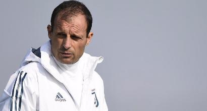 Higuain, la Juve spera: l'argentino si allena con la squadra