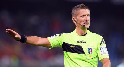 Serie A: Napoli-Juventus a Orsato