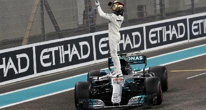 I dubbi di Hamilton: ora pensa al ritiro