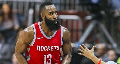 Golden State vince ma Houston non si ferma più: Toronto si conferma capolista
