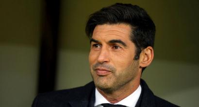 """Champions, Fonseca: """"Lo Shakhtar non si difenderà all'Olimpico"""""""