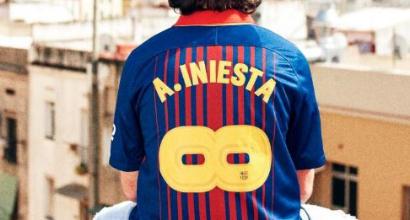 """Iniesta, tutto pronto per la gara d'addio: """"Futuro? Cina o Giappone"""""""