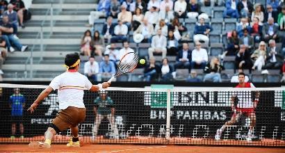 Djokovic non sbaglia: ora semifinale con Nadal