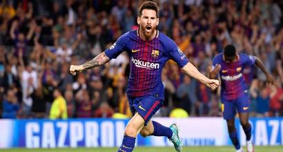 """Messi: """"Grande stagione con il Barça, non scambio Doblete con la Champions"""""""