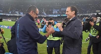 Calciomercato, Sarri sfuma per il Chelsea? Può restare Conte