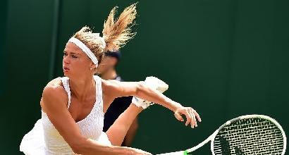 Wimbledon, una Giorgi da sogno vola ai quarti