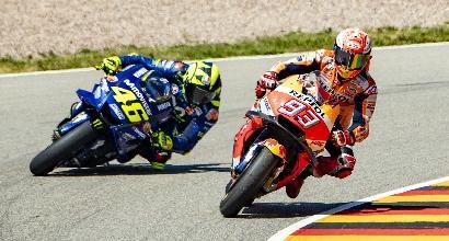 MotoGP: Marquez senza rivali in Germania, sesto trionfo consecutivo