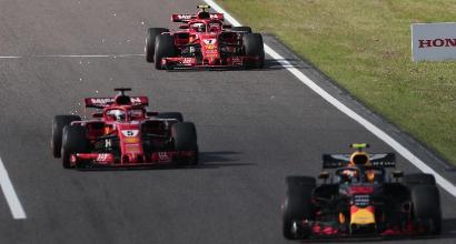"F1, Vettel si difende: ""C'era lo spazio per passare Verstappen"""