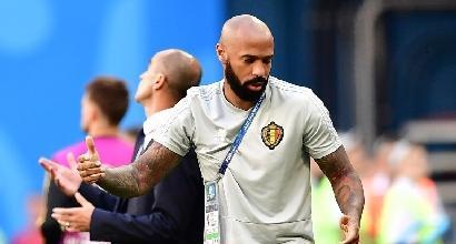 Francia: Henry è il nuovo allenatore del Monaco