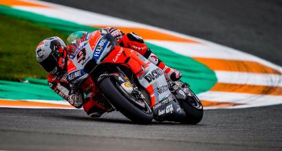 MotoGP: nei test di Jerez svetta Petrucci