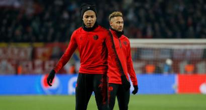 Psg, gaffe di Neymar con Mbappé: gli auguri in anticipo portano sfortuna