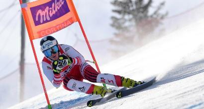 Sci: a Cortina vince la Siebehofer, la Vonn è tornata