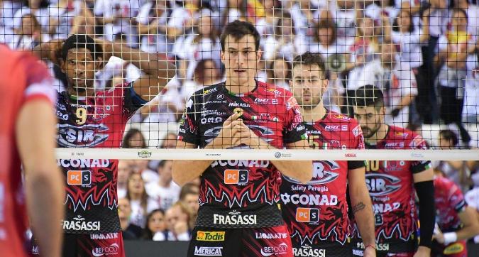 Volley, playoff Superlega: Perugia e Civitanova vincono le rispettive battaglie e vanno sull'1-0