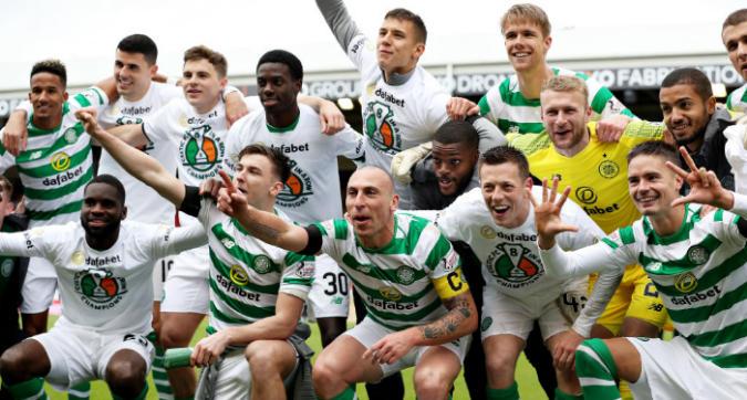 Scozia: 50° titolo per il Celtic