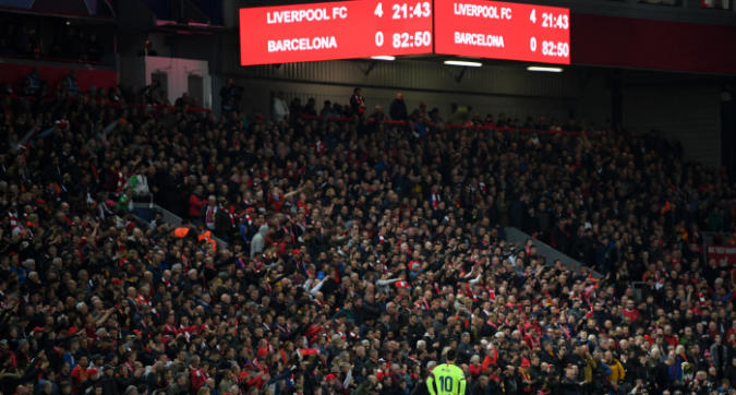 Champions: Liverpool in finale
