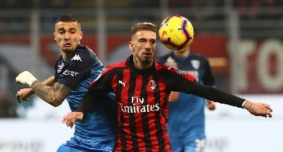 Sorpresa Milan, preso Krunic