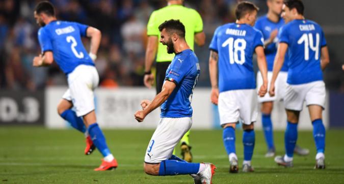 Under 21: Italia batte Belgio 3-1