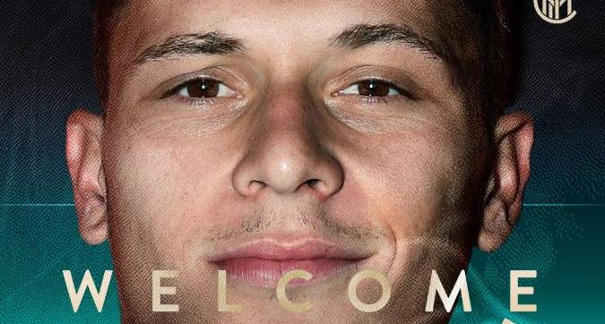 """Inter, Barella è ufficiale: """"Determinato e ambizioso, benvenuto!"""""""