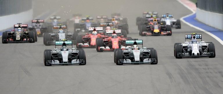 F1, Hamilton vince a Sochi e ipoteca il titolo