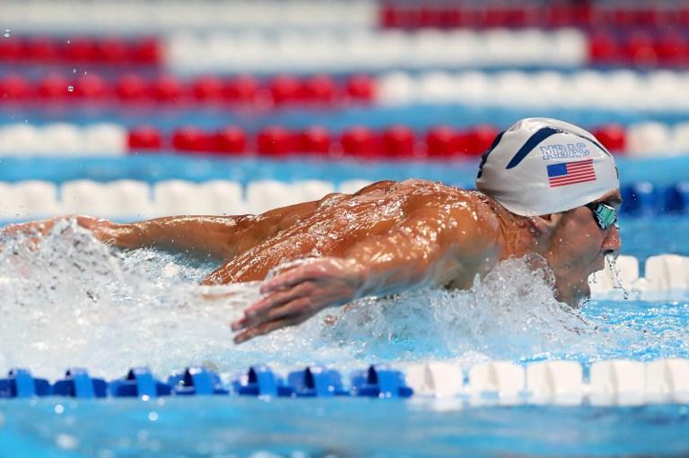 Rio 2016, nuoto: Phelps si qualifica per la quinta Olimpiade di fila, le foto