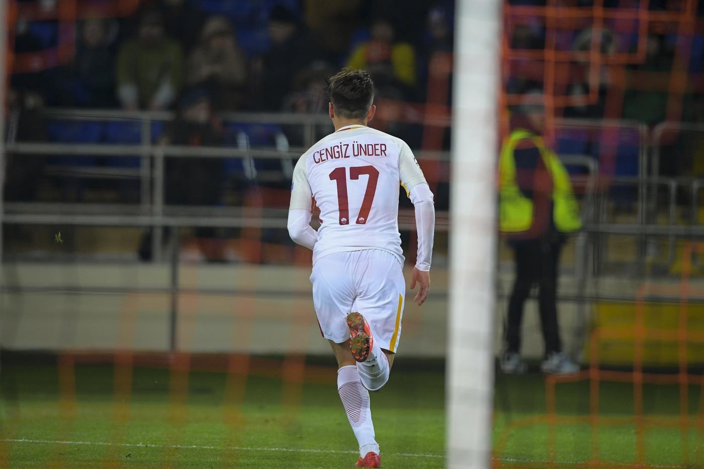 Champions League: Shakhtar Donetsk-Roma 2-1, le foto del match