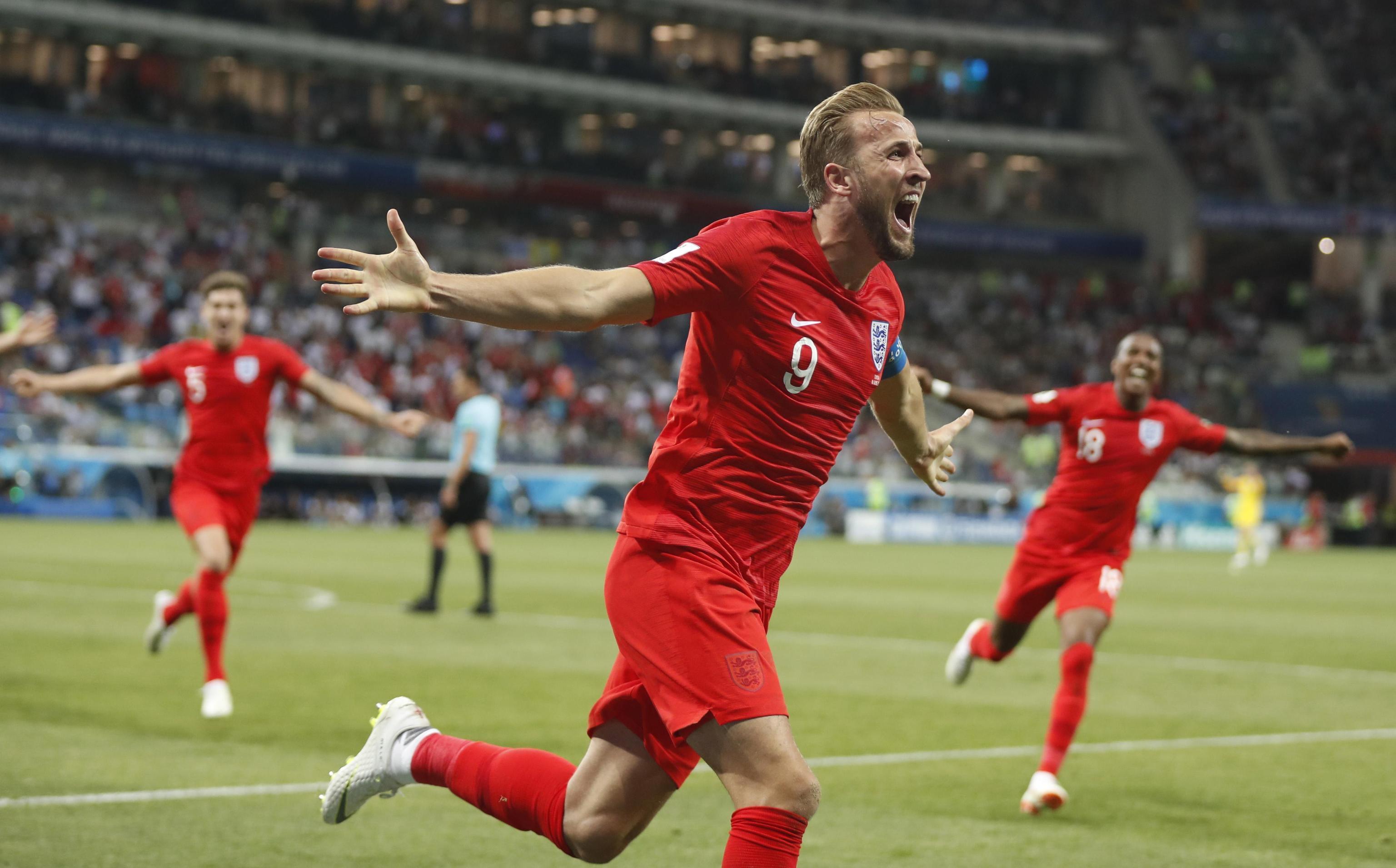 Russia 2018: Tunisia-Inghilterra 1-2, le foto del match