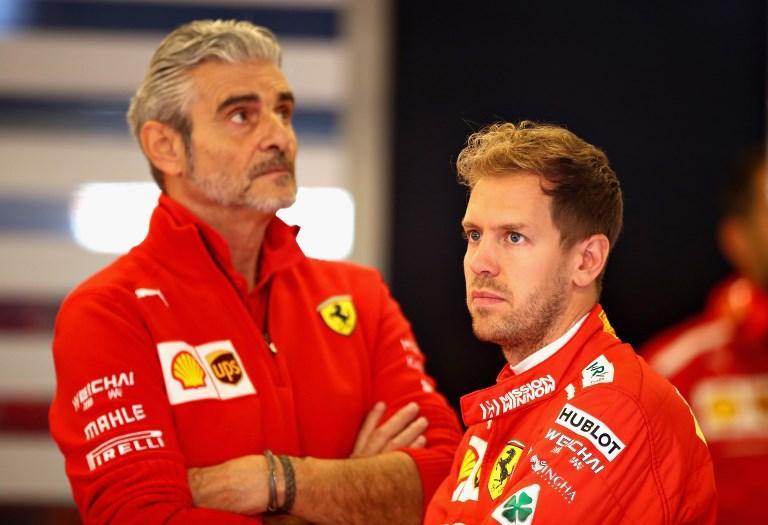 Arrivabene-Ferrari, è finita