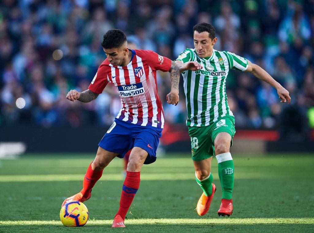 10) Angel Correa (Atletico Madrid): un dribbling ogni 27.1 minuti, percentuale di realizzazione del 65%
