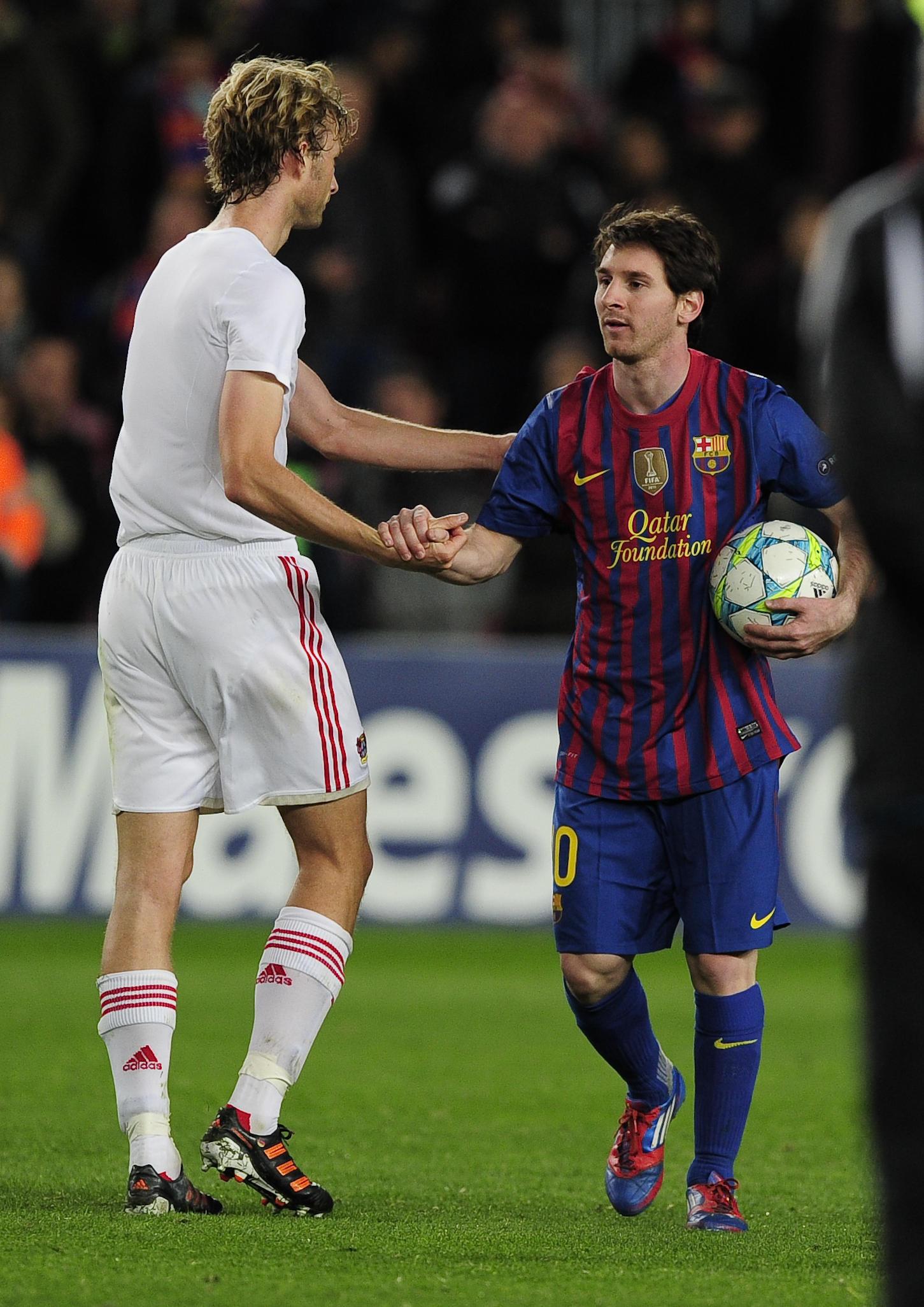 Lionel Messi (Barcellona-Bayer Leverkusen, 2012)