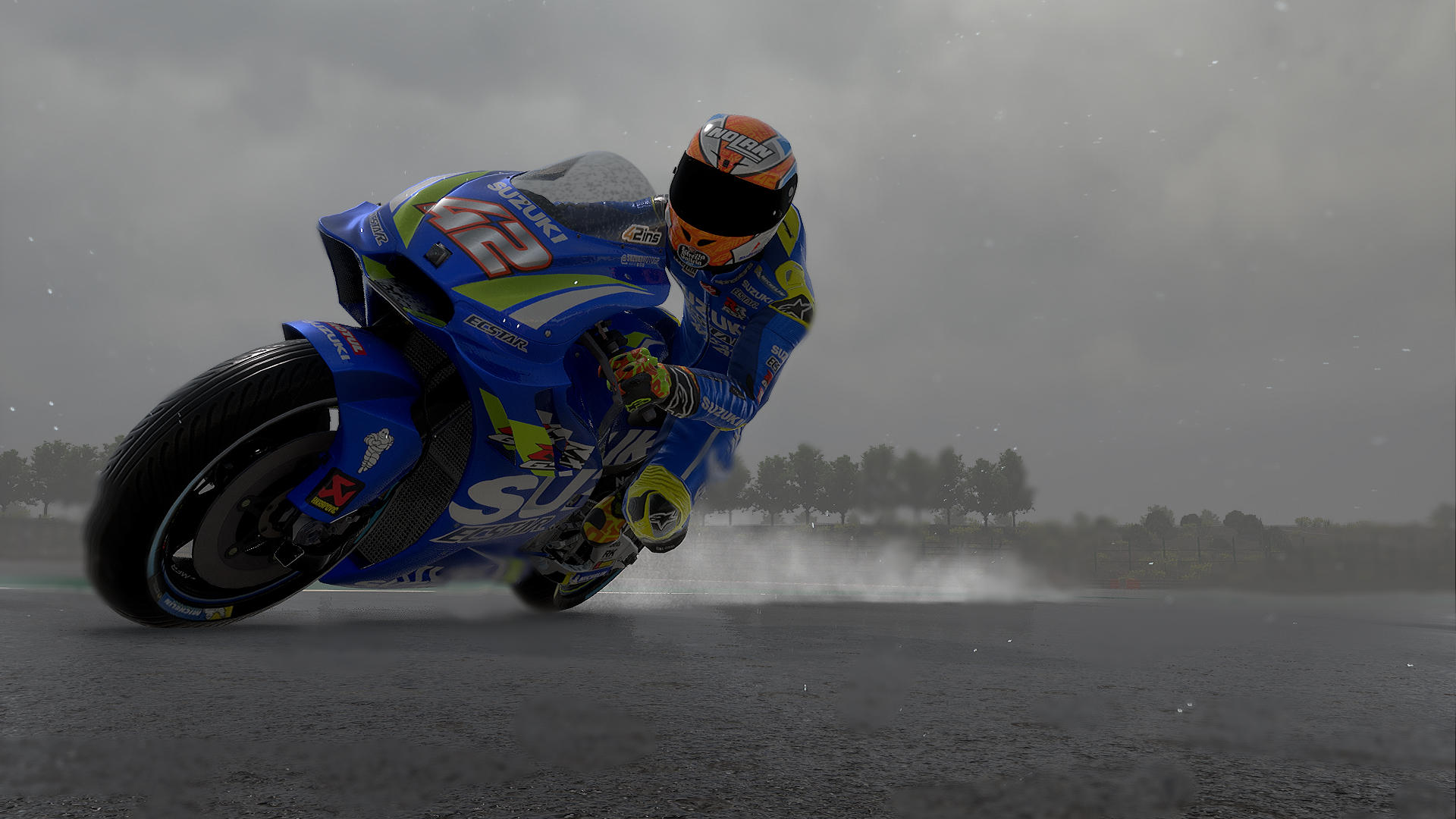 MotoGP 19 scalda i motori