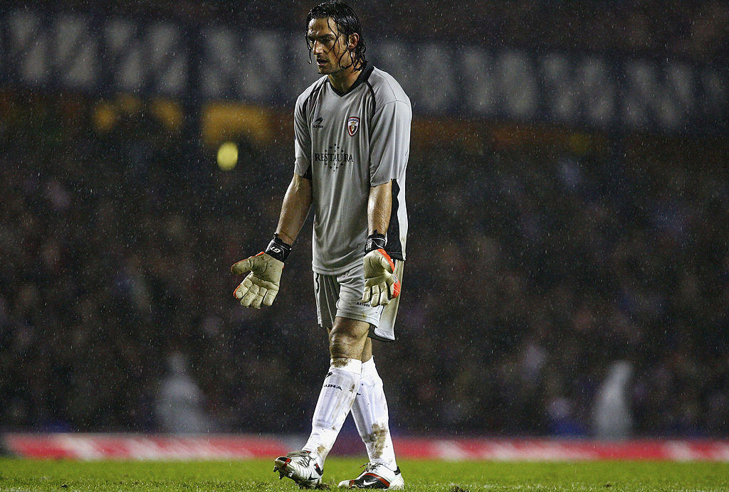 3) Ricardo (Osasuna): 41 anni e 153 giorni