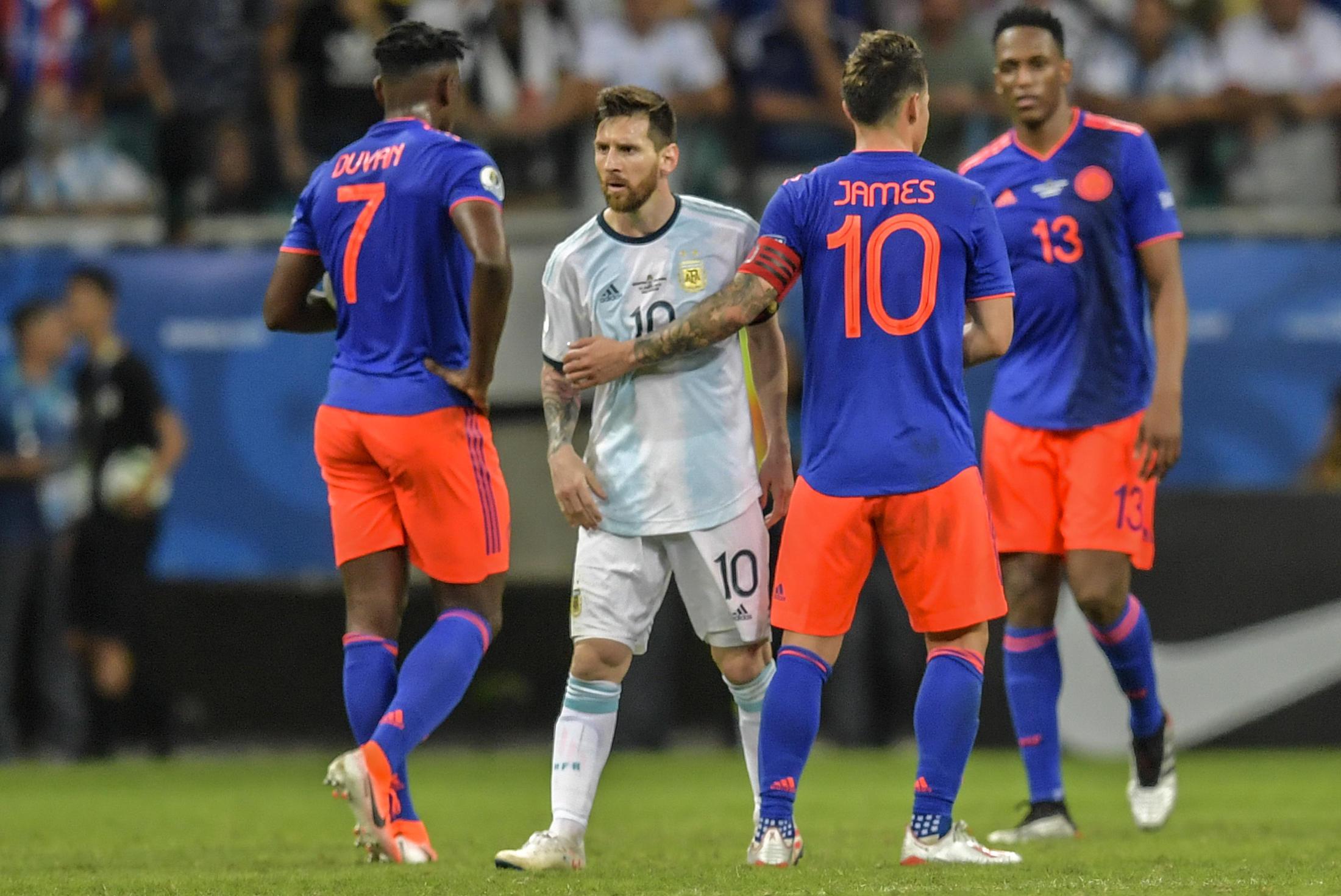 Albiceleste ko 2-0 nell'esordio in Copa America