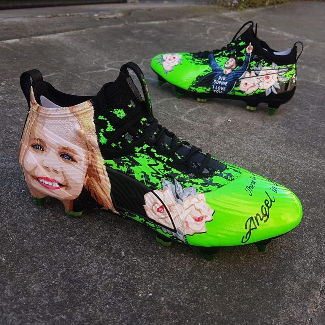 Maddison, scarpe speciali per Sophie