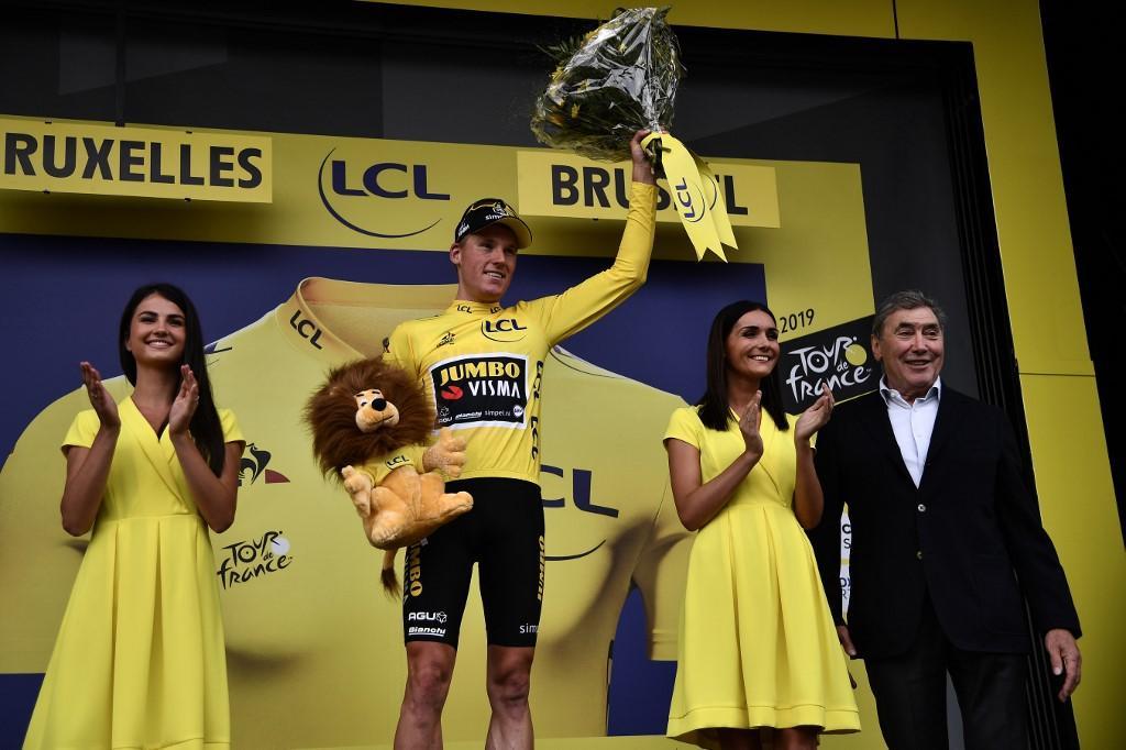 Tour de France, Teunissen vince la 1.a tappa: le foto