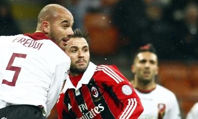 Milan, tris di coppa con Niang