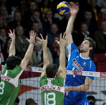 Italia-Bulgaria (Reuters)