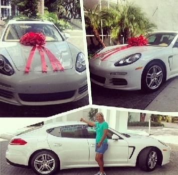 LeBron James, regalino alla madre: una Porsche da 100mila dollari