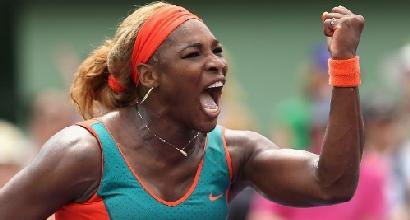 Williams, foto AFP
