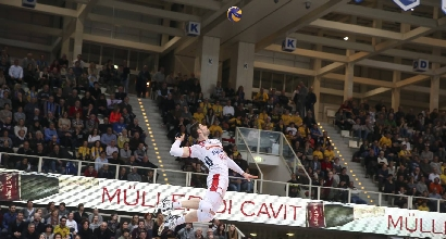 www.trentinovolley.it