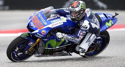 MotoGP: Marquez sempre padrone in Texas