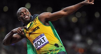 Atletica: Bolt controlla, Harrison da record
