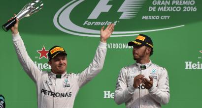 """F1 in Messico, Hamilton: """"Non è mai troppo tardi per il Mondiale"""""""