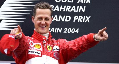 Formula1, aperto account Twitter per Schumacher. I napoletani sanno distinguersi!