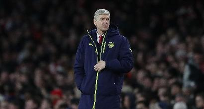 "Arsenal, ""decisione su Wenger a fine stagione"""