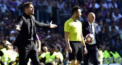"""Champions, derby Real-Atletico: in Spagna si parla di palline """"calde"""" nell'urna"""
