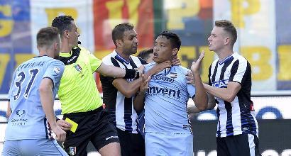 Giudice Sportivo: 2 turni a Danilo